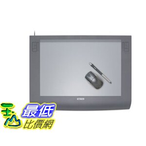 [104美國直購] Wacom B000E6IJ6C Intuos3 12X19 電腦手寫板 (PTZ1231W) $21999