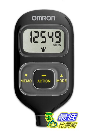 [美國直購 ShopUSA] Omron 計步器 HJ-203 Pedometer with Activity Tracker $1121