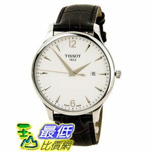[103 美國直購 ShopUSA] Tissot T-Classic Tissot Tradition Silver Dial 男士手錶 #T063.610.16.037.00 $9119