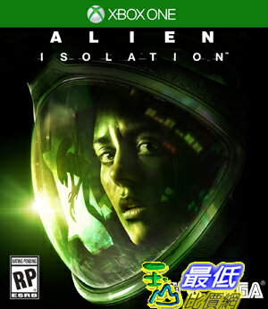 (4974365882013 ) XBOXONE 異形 孤立 Alien: Isolation