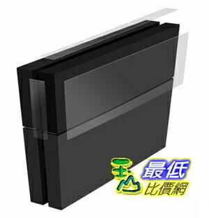 [103 玉山最低比價網] PS4貼膜高清 機身保護膜 痛機貼 透明保護膜 高清(防刮) 愛機必備( Z411) $110