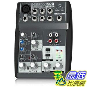 <br/><br/>  [美國直購 ShopUSA] 德國品牌 Behringer XENYX502 5-Channel Mixer 混音器 $3198<br/><br/>