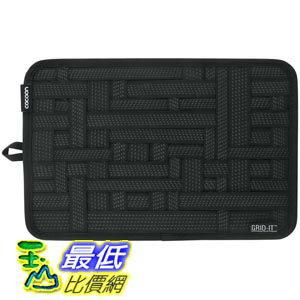 [103 美國直購 ] Cocoon Grid-It Organizer, 黑色/灰色 (CPG10) 彈性收納系列 $798