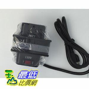 [104玉山網] 110V升120V~2000W(升級版) Dyson暖風扇可適用 美式插頭&插座 120V美規咖啡機專用升壓器 $2990