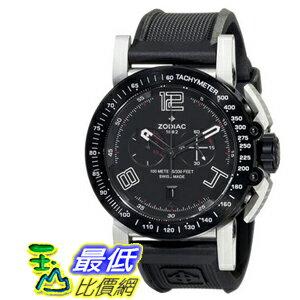 ^~104美國直購^~ Zodiac ZMX 黑色 ZO8552 Racer Analog