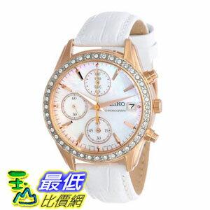 [104美國直購] Seiko 女士手錶 SNDY16 Chronograph Watch $5659
