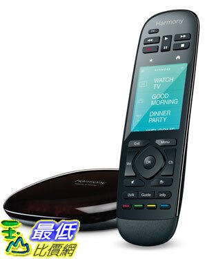 <br/><br/> [103 美國直購] Logitech 915-000237 家庭娛樂設備 遙控器 Touch Screen Remote $14999<br/><br/>