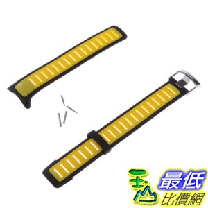 [103 美國直購] Suunto D4/D4I Strap Kit, Yellow SS014012000 (黑藍紅黃白紫可選) $2880