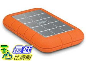 [美國直購 ShopUSA] LaCie Rugged 便攜式硬盤驅動器 Hard Disk Triple 1 TB USB 3.0 Firewire 800 (2x) Portable Hard D..