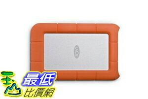 [美國直購 ShopUSA] LaCie Rugged 硬盤驅動器 1 TB USB 3.0 Mini Disk Portable Hard Drive 301558 $5100