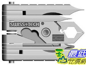 [美國直購 現貨] 多功能掌上工具 Swiss+Tech ST53100 Micro-Max 19-in-1 Key Ring Multi-Function Pocket Tool _T01