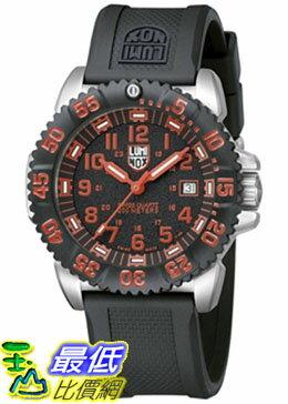 [美國直購 ShopUSA] Luminox Women's EVO Navy Seal 7065 Black Polyurethane Swiss Quartz Watch with Black Dial #1681863566 $9275