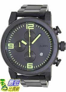 [美國直購 ShopUSA] Nixon 手錶 Men's Ride Ss Watch A3471256-00 $13891