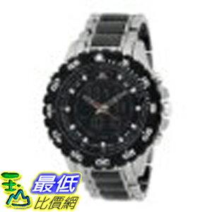 [美國直購 ShopUSA] U.S. Polo Assn. 手錶 Men's US8163 Analog-Digital Black Dial Gun Metal Bracelet Watch $1180