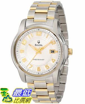 [美國直購 ShopUSA] BULOVA 手錶 Men's Precisionist 98B140 _afd $7459