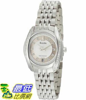 [美國直購 ShopUSA] BULOVA 女士 Precisionist 96R141 _afd $16259