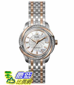 [美國直購 ShopUSA] BULOVA 女士 Precisionist 98R153 _afd $12259