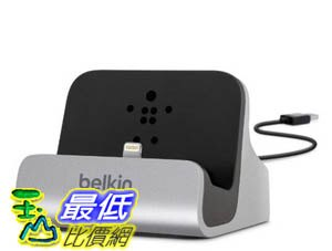 [美國直購 USAshop] Belkin Charge and Sync Dock with Lightning Cable Connector for iPhone 5 / 5S / 5c and..