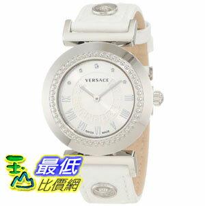 [美國直購禮品暢銷排行榜] Versace 手錶 Vanitas Womens White Watch $31099