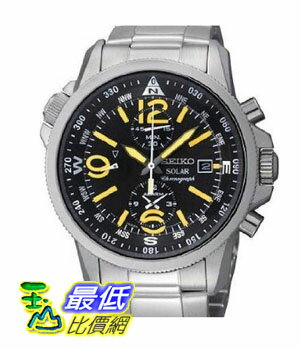 [美國直購 ShopUSA] Seiko 手錶 Kinetic 3-Hand with Date Men's watch #SKA539P1 $5499