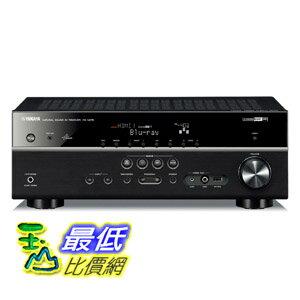 [美國代購 ShopUSA] Yamaha 接收器 RX-V475 5.1-Channel Network AV Receiver with Airplay $18780