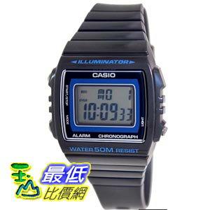[103 美國直購 USAShop] Casio 手錶 Men's Classic Watch W215H-8AV _mr