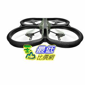 [103 美國直購 USA Shop] Parrot AR.Drone 2.0 Elite Edition Quadricopte Free App iOS & Android - Jungle PF..
