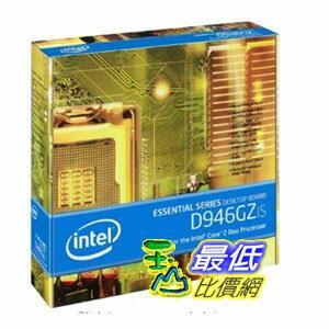 [103 美國直購 ShopUSA] Intel 台式機主板 D946GZ Essential Series D946 Desktop Board Intel Graphics, 800MHz FSB, LGA775 $2289