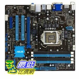 [103 美國直購 ShopUSA] ASUS 台式機主板 P8Q77-M/CSM LGA 1155 Intel Q77 SATA 6Gb/s USB 3.0 Micro ATX Intel Moth..