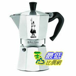 [103 美國直購] Bialetti 6800 Moka Express 6-Cup Stovetop Espresso Maker 經典摩卡壺(MOKA) 6 杯份 CB11