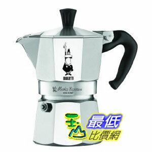 [103 美國直購] Bialetti 6799 Moka Express 3-Cup Stovetop Espresso Maker 經典摩卡壺(MOKA) 3 杯份 CB11