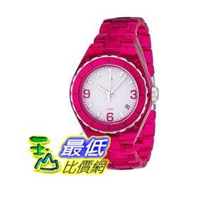 [103 美國直購 ShopUSA] Adidas 手錶 Cambridge Pink Translucent Unisex Watch ADH2550 bfy $2025