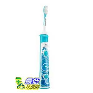 [103 美國直購 USAShop]兒童音波牙刷 Philips Sonicare HX6311/07 Rechargeable Electric Toothbrush for Kids $2098