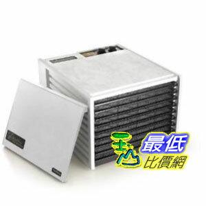 [美國直購]【Excalibur】伊卡莉柏生機全營養低溫烘焙機-優雅白 3926TW Excalibur 9 Tray Dehydrator with Timer White