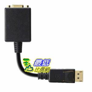 [103美國直購 USAShop] Belkin DisplayPort至VGA轉接器 F2CD032b $1350