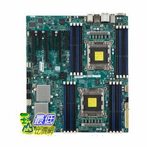 [103 美國直購 ShopUSA] Supermicro 服務器主板 Dual LGA2011/Intel C602/A&2GbE/EATX Server Motherboard X9DAE-O $19877