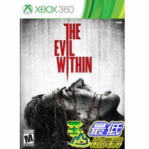 (現金價) XBOX360 邪靈入侵 The Evil Within 亞洲英文版 _AD1 $1650