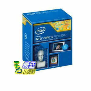 [103 美國直購 ShopUSA] Intel 四核處理器 Core i5-4570 3.2GHz LGA 1150 84W Quad-Core Desktop Processor Intel HD..