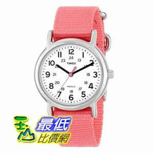 [美國直購 ShopUSA] Timex 中性男女通用錶  T2P368 Weekender Watch