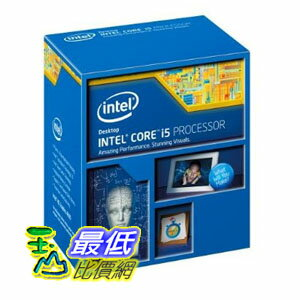 [103 美國直購] Intel 主機板 Core i5-4570 3.2GHz LGA 1150 84W Quad-Core Intel HD Graphics BX80646I54570 $8557