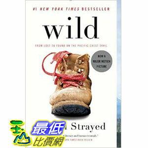 [美國直購] 2015 Amazon 暢銷書排行榜 Wild: From Lost to Found on the Pacific Crest Trail Paperback 030747607 $598