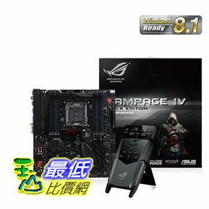 [103 美國直購] ASUS 主機板 Rampage IV Black Edition EATX DDR3 2133 Intel LGA 2011 Motherboard