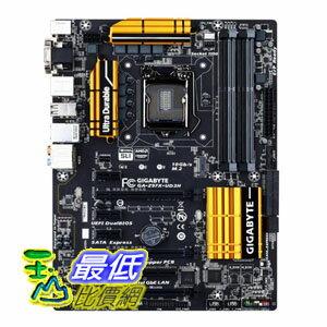 [103 美國直購] Gigabyte 主機板 GA-Z97X-UD3H LGA 1150 Z97 Ultra Durable UEFI DualBIOS ATX $6994