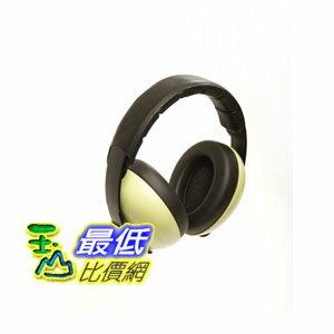 [美國直購] [請備註寶貝年齡] 兒童防噪音耳罩 Baby BanZ B00B3NB9US Sound DefenderZ Earmuffs, Green