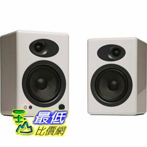 <br/><br/> [104美國直購] Audioengine White 揚聲器 B005OSR1C8 A5+ Premium Powered Speaker Pair $18988<br/><br/>