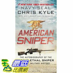 美國直購  2015 Amazon 暢銷書排行榜 American Sniper The