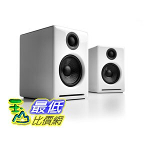 [104美國直購] Audioengine White 揚聲器 B00FE9XGVM A2+ Premium Powered Desktop Speakers Pair $11486