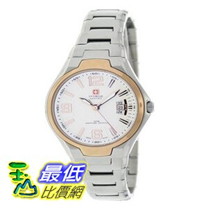 [美國直購 ShopUSA] Swiss Military Hanowa Women's 06-7167-7-04-001-09 Silver Stainless-Steel 手錶 $7003