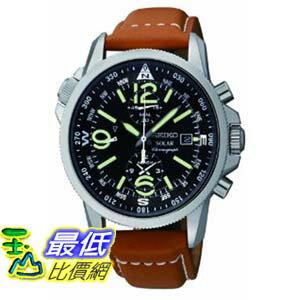 [美國直購 ShopUSA] Seiko 手錶 Men's SSC081 Adventure-Solar Classic Watch $8977