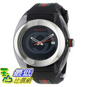 [美國直購 ShopUSA] Gucci 手錶 SYNC XXL YA137101 Watch $21089